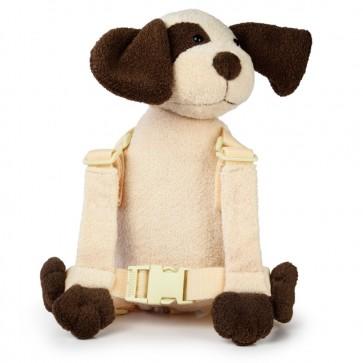 Goldbug Harness Buddy Ivory Dog