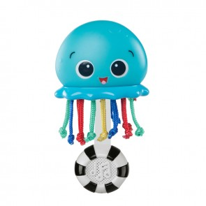 Baby Einstein Musical Toy Ocean Glow Sensory Shaker