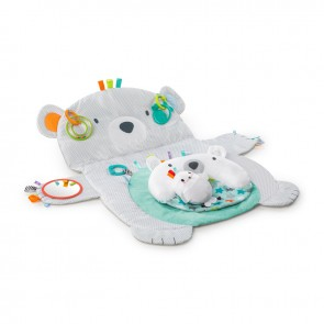 Bright Starts Tummy Time Prop and Play Bear