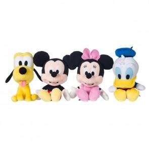 Disney Mickey Mouse Big Head Smilers 20cm Assortment