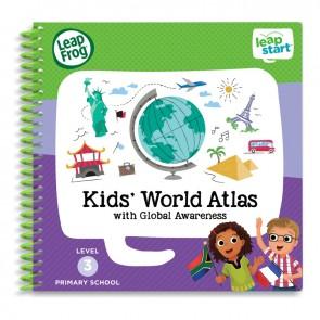 Leap Frog LeapStart Kids' World Atlas Activity Book
