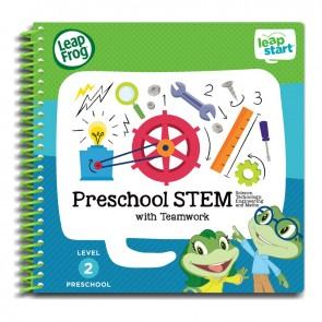 Leap Frog LeapStart Preschool STEM Activity Book