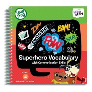 Leap Frog LeapStart Superhero Vocabulary Activity Book