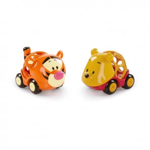 Oball Disney Go Cars Winnie the Pooh 2pk