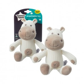 Tommee Tippee Breathable Toy Harry The Hippo