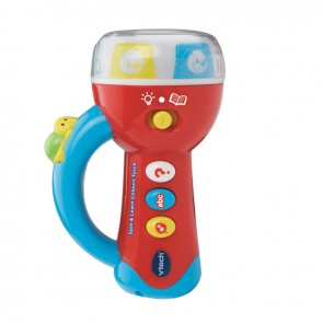 VTech Spin and Learn Colours Torch