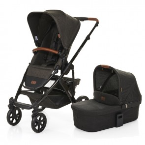 ABC Design 2018 Salsa 4 Pushchair & Carrycot - Piano