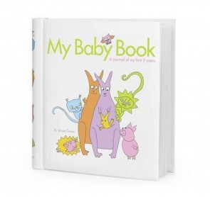 Books My Baby Book by Terese Oman