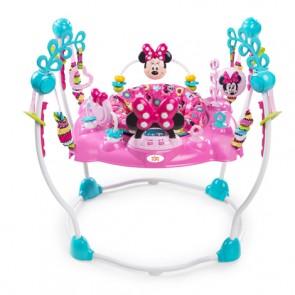 Disney Baby Minnie Mouse Peekaboo Activity Baby Jumper