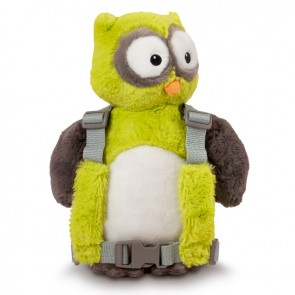 Goldbug Harness Buddy Owl