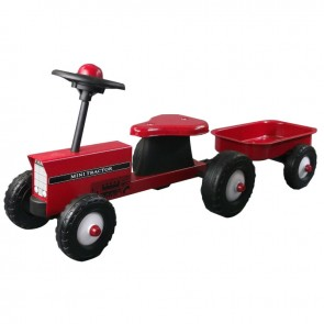 Great Gizmos Tractor and Trailer