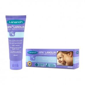 Lansinoh HPA Lanolin Nipple Soothing Cream - 40ml