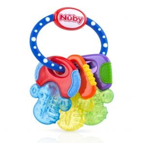 Nuby Icy Bite Teether Keys