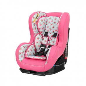 Obaby Group 0-1-2 Combination Car Seat - Cottage Rose