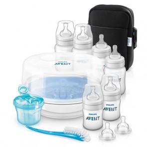 Philips Avent SCD383/01 Baby Bottle Feeding Essentials Set