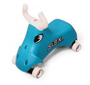 Slex Rodeobull Ride On Toy - Blue