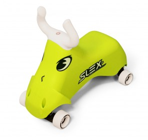 Slex Rodeobull Ride On Toy - Lime