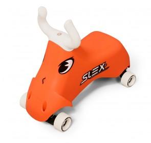 Slex Rodeobull Ride On Toy - Orange