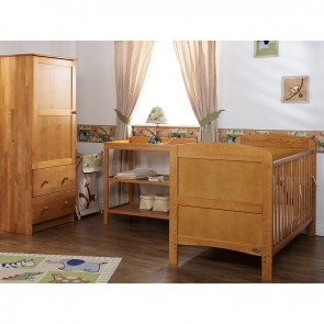 Obaby Grace 3 Piece Room Set - Country Pine
