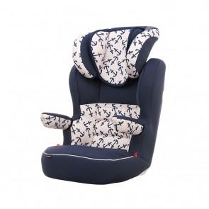 Obaby Group 2-3 High Back Booster Car Seat - Little Sailor
