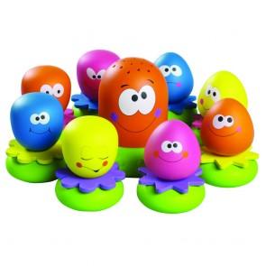 Tomy Aqua Fun Octopals Bath Toy