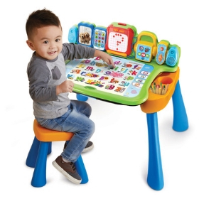 activity stations & tables