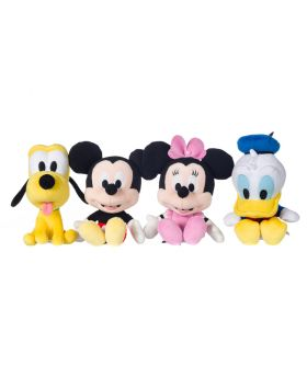 Disney Mickey Mouse Big Head Smilers 20cm Assortment