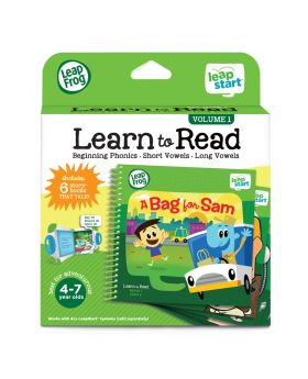 Leap Frog LeapStart Learn to Read Boxset 1