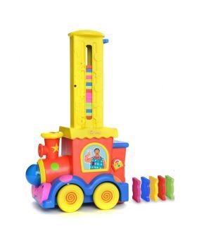 Mr Tumble's Domino Train