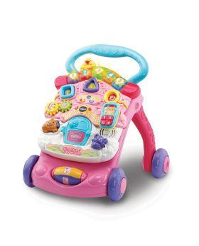 VTech First Steps® Baby Walker Pink