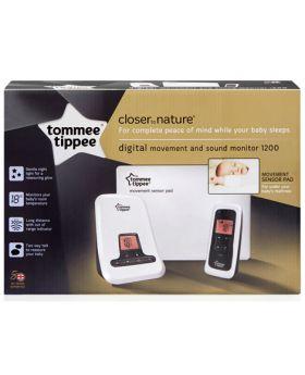 Tommee Tippee Closer to Nature Digital Sensor Mat Monitor