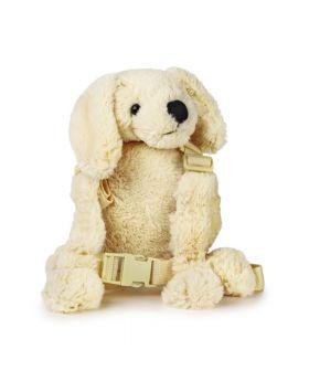 Goldbug Harness Buddy Plush Puppy