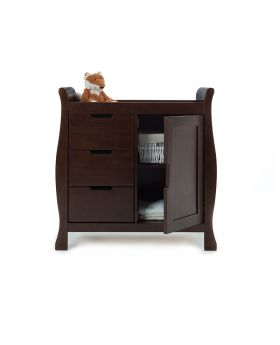 Obaby Lincoln Changing Unit - Walnut